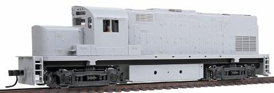 Atlas Alco C420 Phase 2B Standard DC Undecorated -- HO Scale Model Train Diesel Locomotive -- #10000002