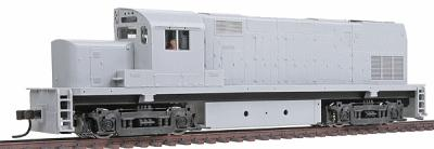 Atlas Alco C420 Phase 2B Standard DC Undecorated -- HO Scale Model Train Diesel Locomotive -- #10000004