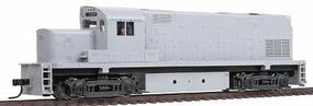 Atlas Alco C420 Phase 2B Standard DC Undecorated HO Scale Model Train Diesel Locomotive #10000005