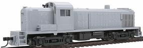 Atlas ALCo RS-3 Powered Undecorated HO Scale Model Train Diesel Locomotive #10000062