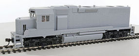 Atlas GP38 Sl without Decoder LN Undecorated HO Scale Model Train Diesel Locomotive #10000095