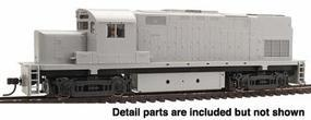 Atlas Alco C420 Phase I High Nose Undecorated HO Scale Model Train Diesel Locomotive #10000100