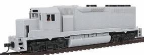 Atlas EMD GP40 w/Sound & DCC Undecorated HO Scale Model Train Diesel Locomotive #10000133
