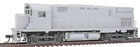 Atlas Alco C425 Phase II Undecorated HO Scale Model Train Diesel Locomotive #10000228