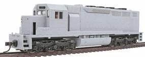 Atlas EMD SDP35 - Standard DC Undecorated HO Scale Model Train Diesel Locomotive #10000245