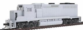 Atlas EMD GP40-2 Phase I w/Sound & DCC Undecorated HO Scale Model Train Diesel Locomotive #10000366