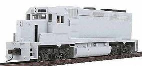 Atlas EMD GP40-2 Phase I - Standard DC Undecorated HO Scale Model Train Diesel Locomotive #10000384