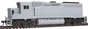 Atlas EMD GP40-2 Phase I w/Sound & DCC Undecorated HO Scale Model Train Locomotive #10000403