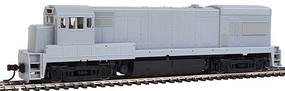 Atlas GE U30B Phase II AAR Trucks Standard DC Undecorated HO Scale Model Train Locomotive #10000434