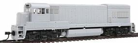 Atlas GE U30B Phase II Blomberg/FB2 Trucks DC Undecorated HO Scale Model Train Locomotive #10000435