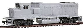 Atlas GMD GP40-2W GO Transit - DC Undecorated HO Scale Model Train Diesel Locomotive #10000711
