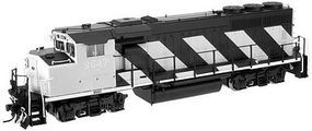 Atlas GP40-2 Undecorated Canadian National Version HO Scale Model Train Diesel Locomotive #10000726