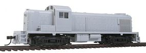 Atlas Alco RS3 Standard DC Undecorated HO Scale Model Train Diesel Locomotive #10001330