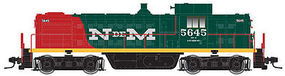 Atlas ALCO RS-1 DC Nationales de Mexico #5631 HO Scale Model Train Diesel Locomotive #10001435