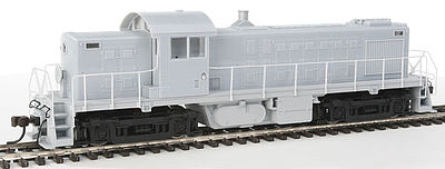 Atlas ALCO RS-1 DCC Undecorated -- HO Scale Model Railroad Diesel Locomotive -- #10001447