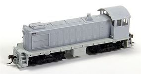 Atlas Alco S-2 DCC Undecorated HO Scale Model Train Diesel Locomotive #10001483