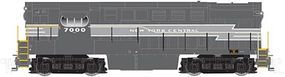 Atlas FM H16-44 Early Body/Cab New York Central HO Scale Model Train Diesel Locomotive #10001605