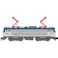 Atlas AEM-7/ALP-44 DCC Amtrak #953 HO Scale Model Train Electric Locomotive #10001674