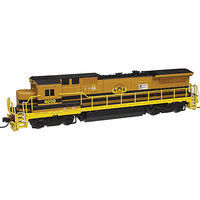 Atlas GE Dash 8-40B Arizona Eastern #4008 HO Scale Model Train Diesel Locomotive #10001801