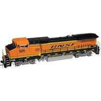 Atlas GE Dash 8-40BW BNSF #506 HO Scale Model Train Diesel Locomotive #10001811