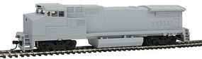 Atlas Dash 8-40BW DCC Undecorated Std HO Scale Model Train Diesel Locomotive #10001831
