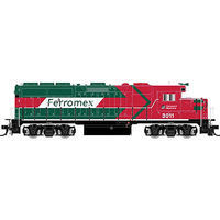 Atlas EMD GP40-2 Ferromex #3022 HO Scale Model Train Diesel Locomotive #10001873