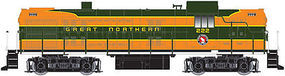 Atlas RS3 w/DCC Sound Great Northern #222 HO Scale Model Train Diesel Locomotive #10001956