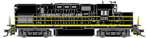Atlas C420 with DCC Sound Seaboard Coast Line #1215 HO Scale Model Train Diesel Locomotive #10001999