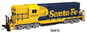 Atlas GP7 DC ATSF #2731 HO Scale Model Train Diesel Locomotive #10002008