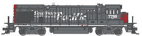 Atlas B23-7/B-30/7 DCC SSW Cotton Belt 7788 HO Scale Model Train Diesel Locomotive #10002089