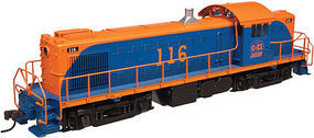 Atlas Alco RS-1 Chicago & East Illinois HO Scale Model Railroad Diesel Locomotive #10002098