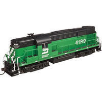 Atlas RS-11 DCC Burlington Northern #4180 HO Scale Model Train Diesel Locomotive #10002149