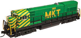 Atlas U23B DCC MKT #351 HO Scale Model Train Diesel Locomotive #10002186