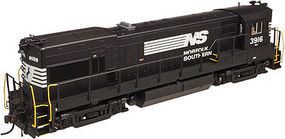 Atlas U23B DCC Norfolk Southern #3928 HO Scale Model Train Diesel Locomotive #10002202