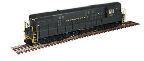 Atlas Train Master Pennsylvania RR #8707 with Sound HO Scale Model Train Diesel Locomotive #10002235