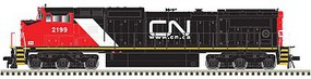 Atlas Ho DASH 8-40CW CN 2172 W/sd