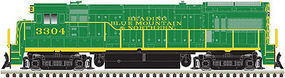 Atlas GE U33B Reading & Northern #3304 HO Scale Model Train Diesel Locomotive #10002323