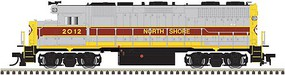 Atlas EMD GP38 Low Nose w/Sound & DCC - Master(R) Gold North Shore #2012