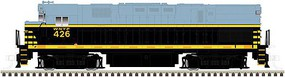 Atlas Alco C424 Phase 3 No Nose Headlight - Standard DC - Master(R) Western New York & Pennsylvania #426