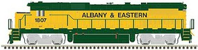 Atlas GE Dash 8-40B - LokSound and DCC - Master(R) Gold Albany & Eastern 1807 (yellow, green)