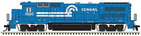 Atlas GE Dash 8-40B - LokSound and DCC - Master(R) Gold Conrail 5060 (blue, white)