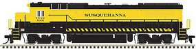 Atlas GE Dash 8-40B - LokSound and DCC - Master(R) Gold New York, Susquehanna & Western 4024 (yellow, black)