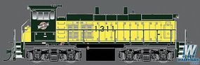 Atlas MP15DC DCC Chicago & North Western #1311 HO Scale Model Train Diesel Locomotive #10011050