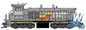 Atlas MP15DC Seaboard System #5031 with Sound HO Scale Model Train Diesel Locomotive #10011056