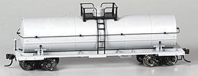 Atlas ACF 11,000-Gallon Tank Car w/Platforms - Undecorated HO Scale Model Train Freight Car #1060