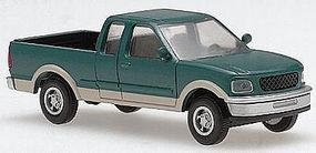 Atlas Ford F-150 Pickup Truck Green HO Scale Model Railroad Vehicle #1243