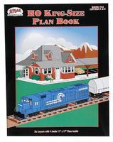 Atlas Book Atlas HO King-Size Layout Book (Intermediated to Advanced Skill Levels) - HO-Scale