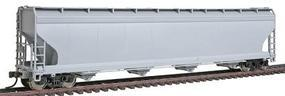 Atlas ACF 5701 Centerflow Plastics Hopper Undecorated HO Scale Model Train Feight Car #20000000