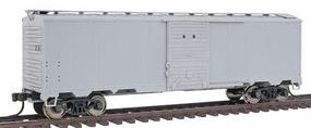 Atlas 1932 ARA 40 Steel Boxcar Undecorated Body #1 HO Scale Model Train Feight Car #20000170