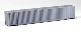 Atlas Jindo 53 Cargo Container Undecorated HO Scale Model Train Feight Car #20000184